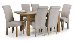 all home astoria extendable dining table and 6 chairs u0026 reviews