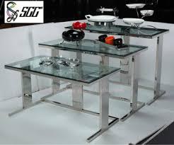stainless steel bar table rectanglar stainless steel bar table buffet table catering table