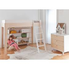 Full Size Loft Beds For Girls by Perch Loft Bed Oeuf Horne