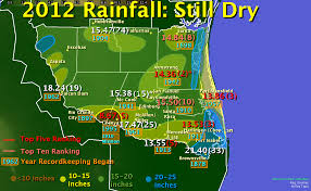 Rainfall Map Usa by Annual Weather Capsule For 2012 For The Rio Grande Valley And Deep