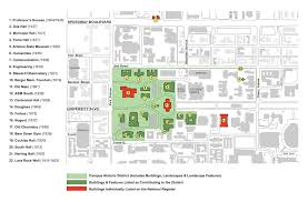 historic preservation at the university of arizona planning