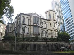 hong kong house bishop s house residence and office of the anglican archbishop