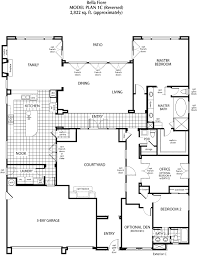 Pardee Homes Floor Plans Bella Fiore In Lake Las Vegas Henderson By Pardee