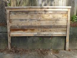 Barn Wood Headboard Pallet Farmhouse Style Headboard King Size Barn Wood Headboard