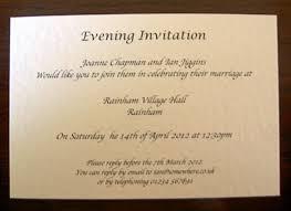 exles of wedding reception programs evening wedding invite wording 28 images wedding invitations