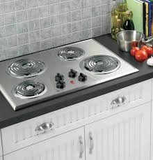 What Is A Cooktop Stove Electric Cooktop Features And Videos From Ge Appliances