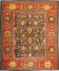 Black Persian Rug Black And Red Antique Persian Ziegler Sultanabad Rug 45212 Nazmiyal