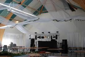 tenture plafond mariage decoration tentures salle mariage par decorsfetes tentures