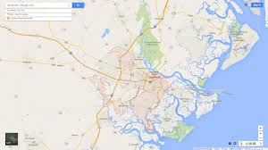 Google Map United States by 25 Best Ideas About Map Of Savannah Ga On Pinterest Savannah Ga