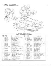 mtd garden tractor parts model 146s845h088 sears partsdirect