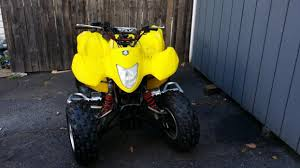 2004 suzuki quadsport 250 motorcycles for sale