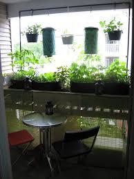 simple balcony garden decorating ideas contemporary modern under