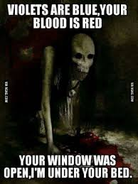 Scary Goodnight Meme - good night pinteres