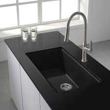black kitchen sink faucets bathroom find your best deal kitchen and bar sinks at lowes