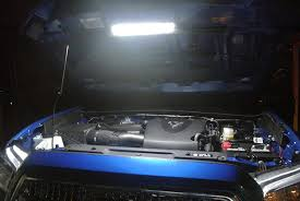 Amazon 2016 Toyota Ta a Under Hood LED Light Kit