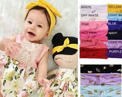 toddler headbands toddler headband etsy