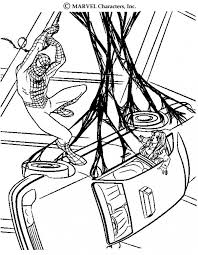 solutions spiderman coloring pages additional