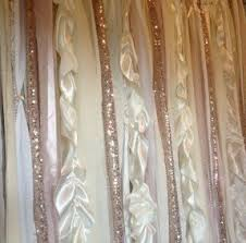 Pink And Gold Curtains Gold Fabric Shower Curtain Foter