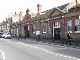 East Ham tube station