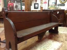 church pew appletree cottage antiques u0026 home