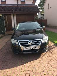 2010 vw passat 2 0tdi saloon black colour well maintained and