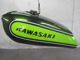 kawasaki paint vintage motorcycle paint marinette wisconsin