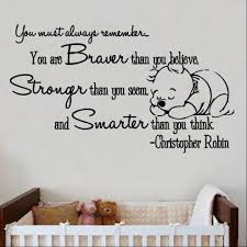 christopher robin quote decal wall sticker shop continue shopping christopher robin quote decal wall sticker zoom
