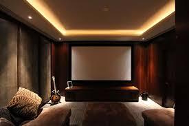 Home Theater Interior Design Inspiring Goodly Home Theatre - Home theatre interior design pictures