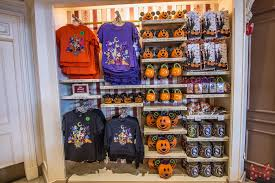 the emporium gears up for halloween blog mickey