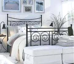wrought iron bed frame ikea 12025