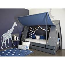 childrens tent cabin bed in green by mathy by bols cuckooland