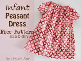 lillian weber u0027s basic peasant dress pattern