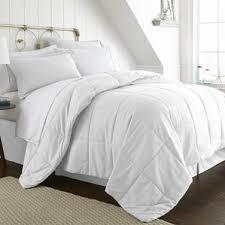 White Comforter Sets Queen Modern White Bedding Sets Allmodern