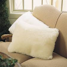 washable wool pillow shams ultimate sheepskin