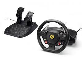 458 italia wheel for xbox 360 thrustmaster 458 italia racing wheel for pc xbox 360 tm