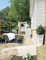 lowe u0027s spring makeover outdoor oasis city farmhouse