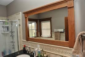Trim For Mirrors In Bathroom Custom Bathroom Mirrors Bathroom Vanity Mirror And Custom Trim