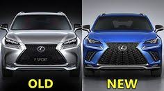 lexus updates its 2018 nx compact crossover to stay competitive