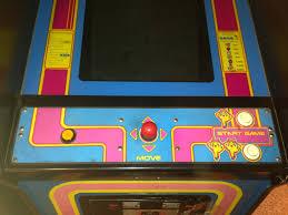 Ms Pacman Cabinet Ms Pacman Restoration