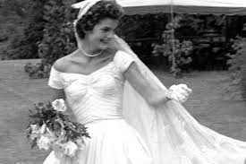 wedding fashion jackie kennedy s wedding dress designer was fashion s best kept secret