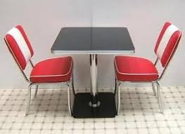 50s style kitchen table bel air retro furniture 50s style diner mini kitchen table chair