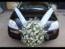 wedding car decorations wedding car decoration back pictures of car decor