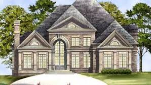 Colonial Style Floor Plans by Colonial Style House Plans One Or Two Story Colonial House Plans