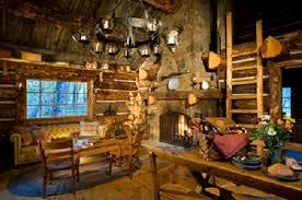Log Cabin Interior Doors Log Cabin Style Home Decor Design And Ideas