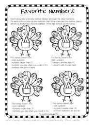 thanksgiving brain teasers worksheets worksheet exle