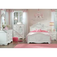 5 Piece Bedroom Set Under 1000 by White Traditional 6 Piece Full Bedroom Set Jessica Rc Willey