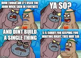 How Tough Are You Meme - how tough are you meme imgflip