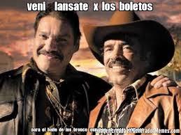 Memes De Los Broncos - veni lansate x los boletos para el baile de los bronco que baa ah