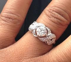 grandmother rings 3 4 carat rings weddingbee page 2
