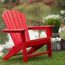 Chair In Garden Adirondack Chairs Plastic Adirondack Chairs Sears